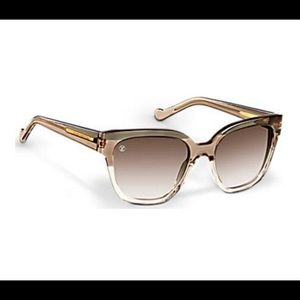 Authentic Louis Vuitton Audrey 3 layers Sunglasses
